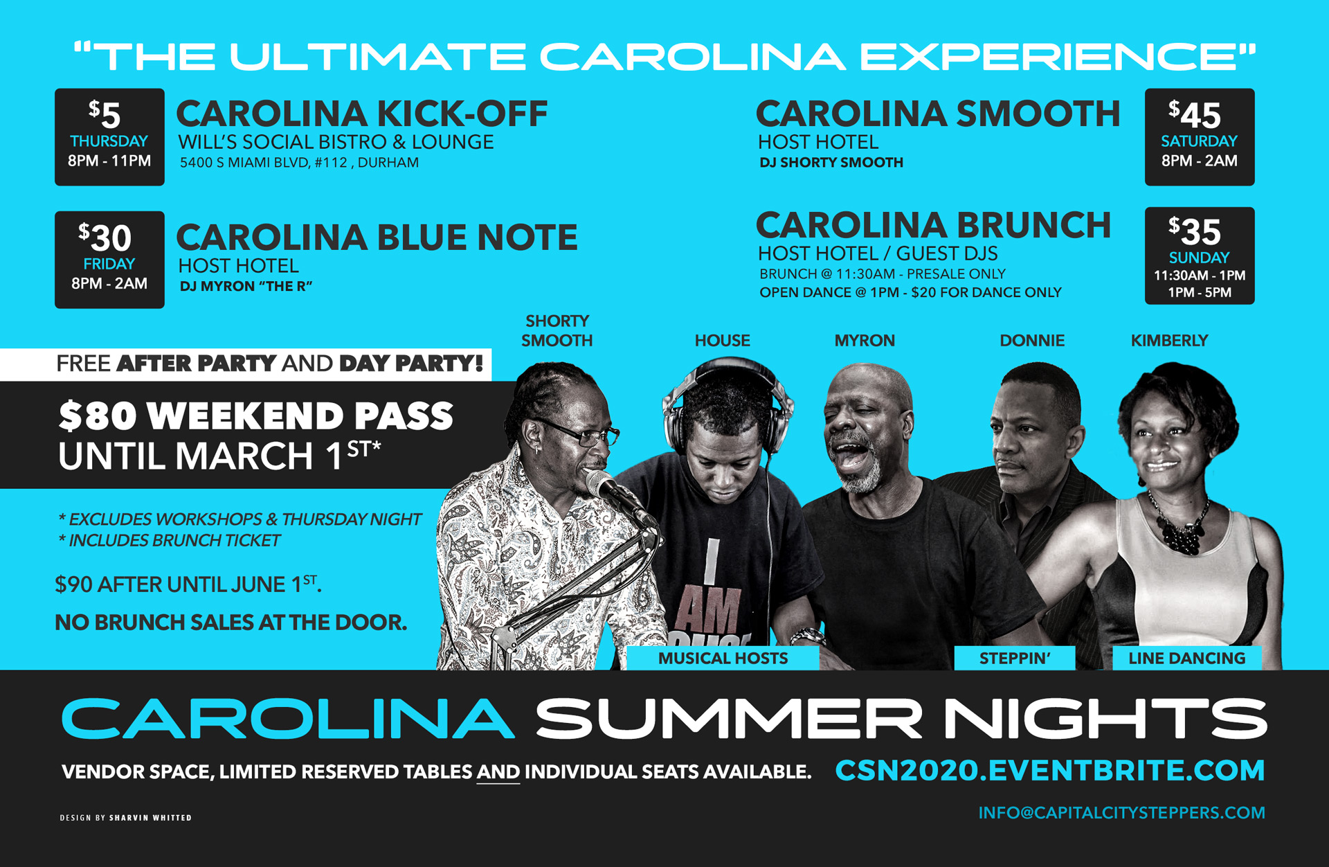 Carolina Summer Nights 2020
